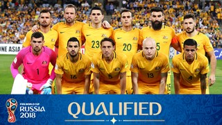 team photo for Australia